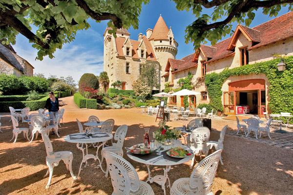 Château et jardins des milandes, residence de Joséphine baker